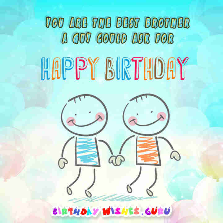Birthday Images For My Brother 2019