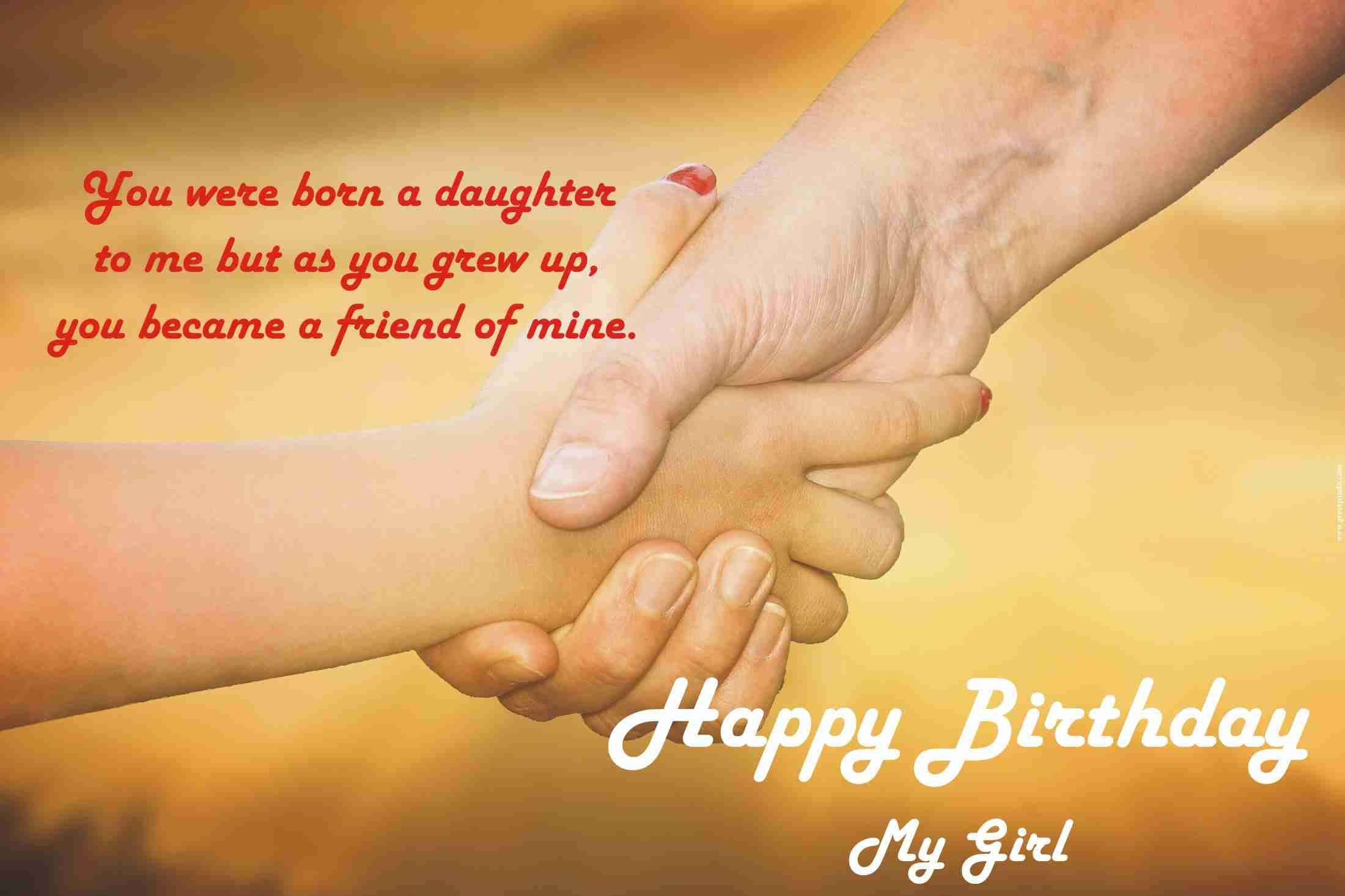 Funny Happy Birthday Wishes For Daughter From Mom